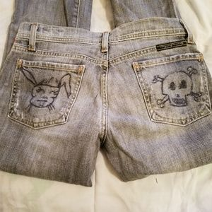 Rare Jean's, Citizens of Humanity sz 27